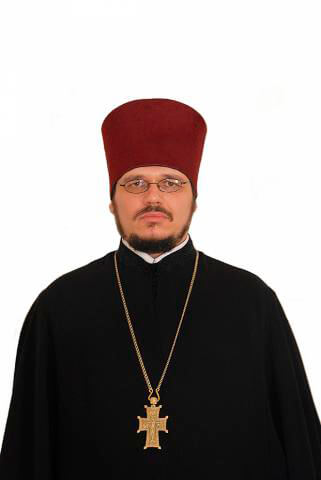 Иерей Евгений Попович