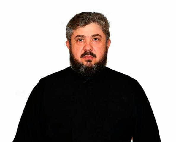 Диакон Сергий Новоятлов