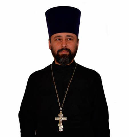 Иерей Георгий Болотаев