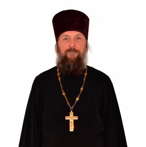 Протоиерей Николай Жуков