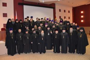 Во Владикавказе состоялось ежегодное собрание духовенства Владикавказской епархии