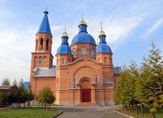 Храм в честь Рождества Пресвятой Богородицы г.Дигора