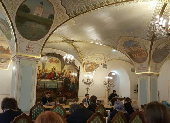 Юридическая служба Московской Патриархии провела семинар для представителей епархий