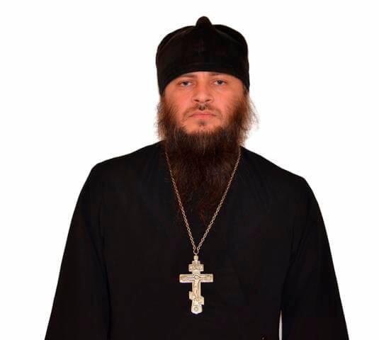 Иерей Иосиф Гагкаев