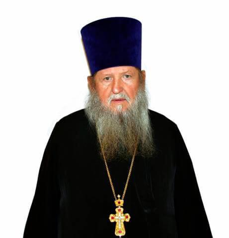 Протоиерей Владимир Михайлов