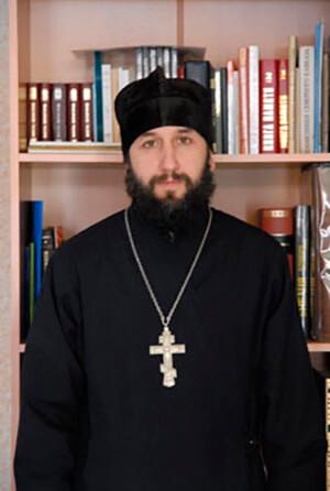 Иерей Борис Бицоев