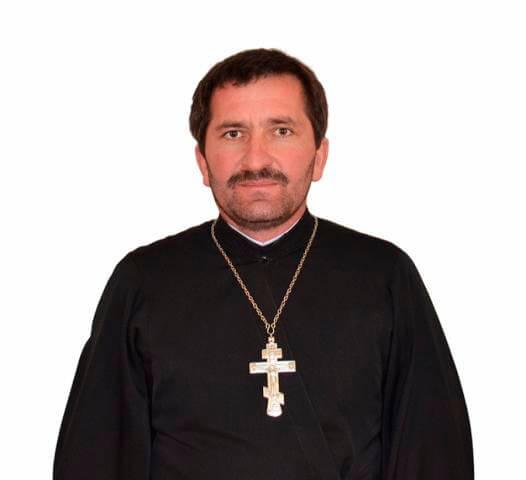 Иерей Иларион Хайманов