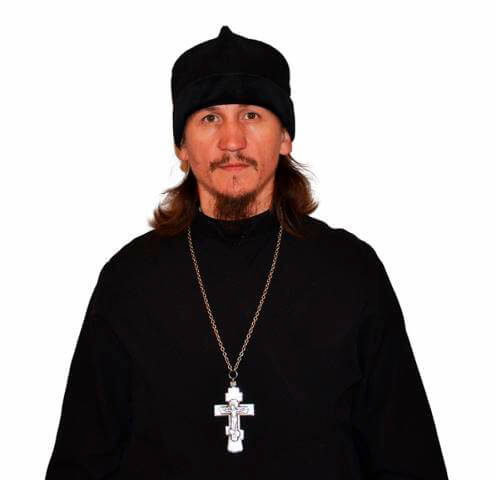 Иерей Герман Дзалаев