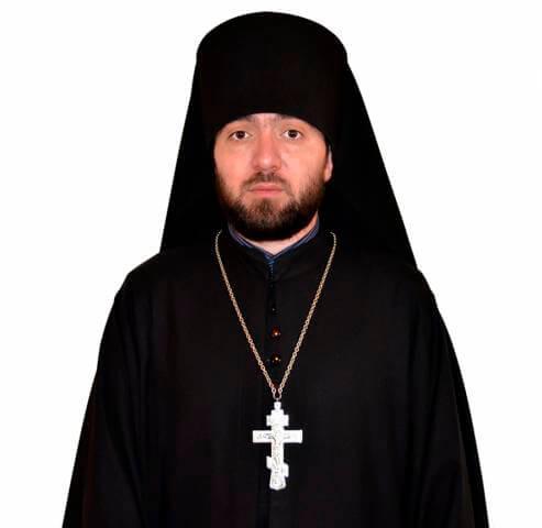 Иеромонах Андрей (Сослан Анатольевич Амбалов)