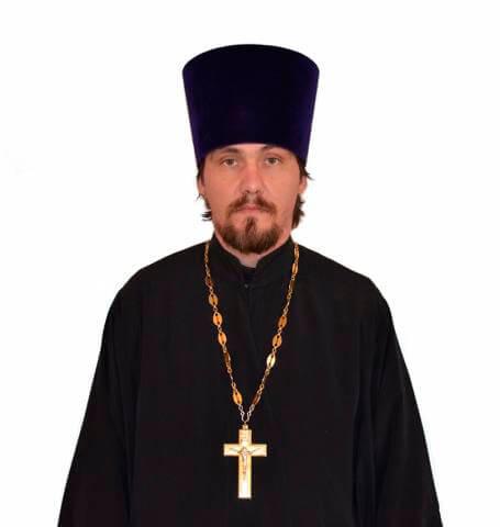 Протоиерей Леонид Болтенков