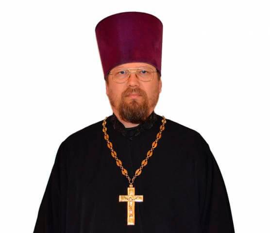Протоиерей Евгений Поляков