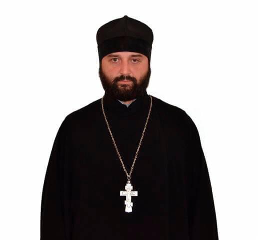Иерей Иосиф Джиоев
