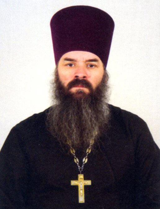 Протоиерей Владимир Колесников