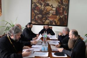 Епархиальный совет Владикавказской епархии обсудил текущие вопросы церковной жизни