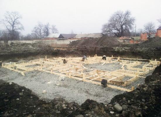 Храм святого Георгия Победоносца с.Ольгинское