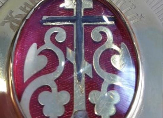 В Осетию будет принесена частица Древа Креста Господня