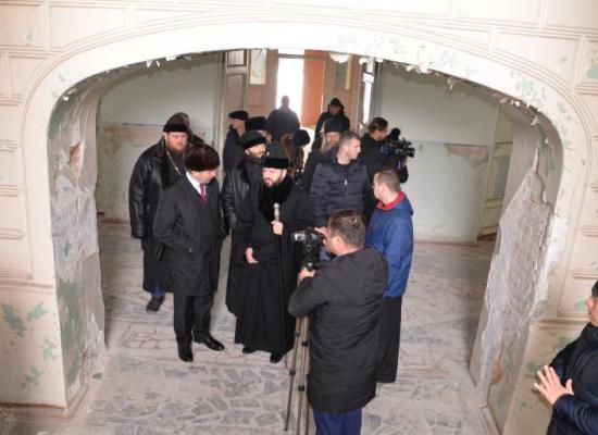 Здание Ардонской духовной семинарии будет восстановлено