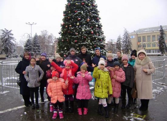 Рождество Христово отметили в храме ст. Павлодольской