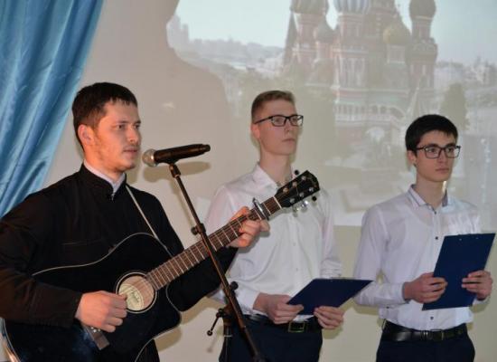 В центре «Покров» состоялся вечер памяти Бориса Пастернака