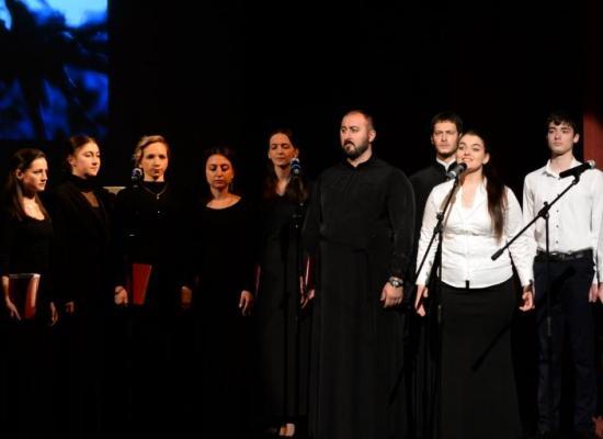 Во Владикавказе представили музыкальную композицию «Се человек» по мотивам поэмы Коста Хетагурова