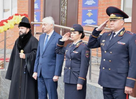 В Северной Осетии открылось новое здание Управления по вопросам миграции