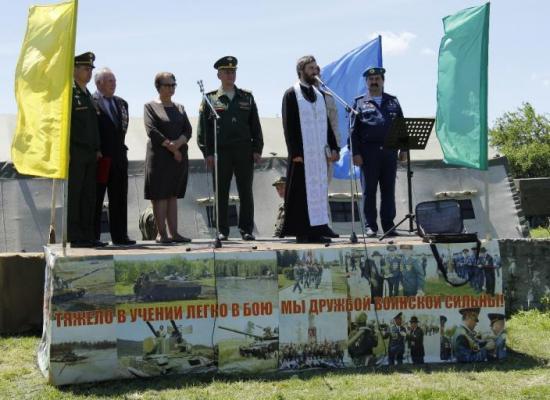 В Осетии открылась героико-патриотическая акция «Вахта памяти»