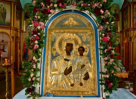 В Пригородном районе пройдет многодневный крестный ход с Моздокской иконой Божией Матери