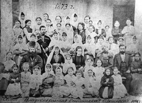 126 лет назад отошел ко Господу выдающийся осетинский священник Михаил Сухиев