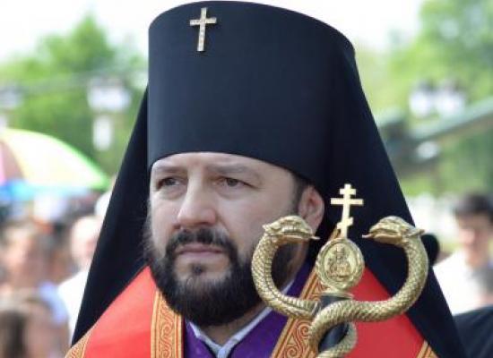 Архиепископ Леонид поздравил с престольным праздником настоятеля и прихожан храма апостолов Петра и Павла с. Эльхотово