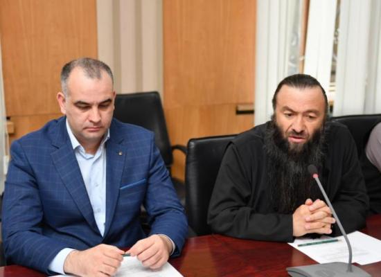 В Правительстве Северной Осетии обсудили подготовку к празднованию 1100-летия крещения Алании