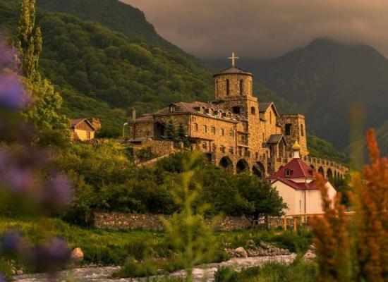 Приглашаем на престольные торжества Аланского Успенского мужского монастыря
