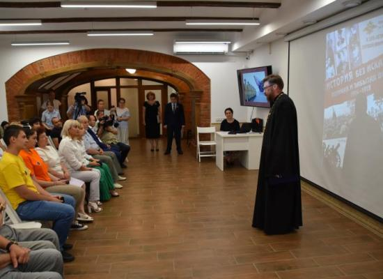 Во Владикавказе почтили память участников Первой мировой войны