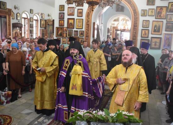 В Ильинском храме Владикавказа отметили престольные и юбилейные торжества