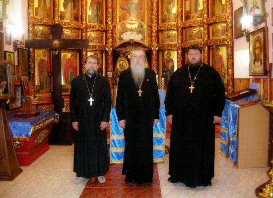 В Беслане прошло собрание духовенства благочиния