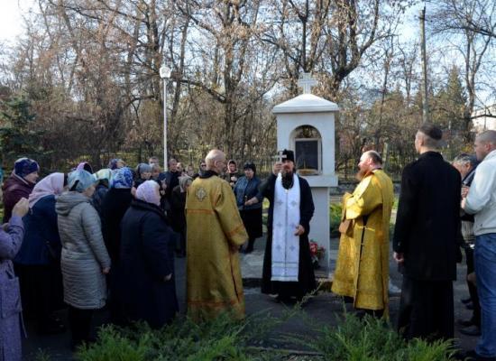 Во Владикавказе помянули жертв дорожно-транспортных происшествий