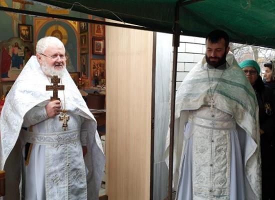 В часовне архистратига Божиего Михаила г. Владикавказа отметили престольные торжества