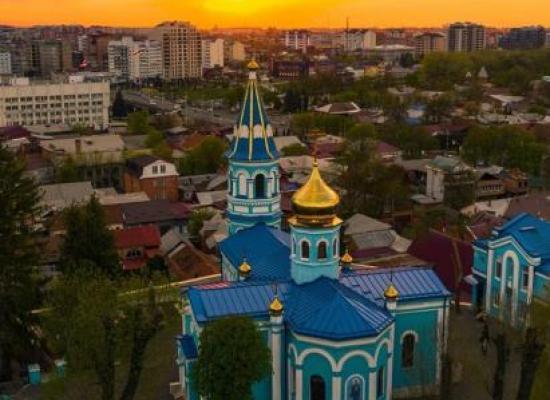 Расписание Богослужений в храмах Владикавказской епархии
