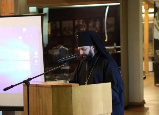 Заместитель председателя ОВЦС архиепископ Владикавказский и Аланский Леонид принял участие в конференции о роли Православной Церкви в Освободительной войне 1877-1878 гг. в г. Плевен
