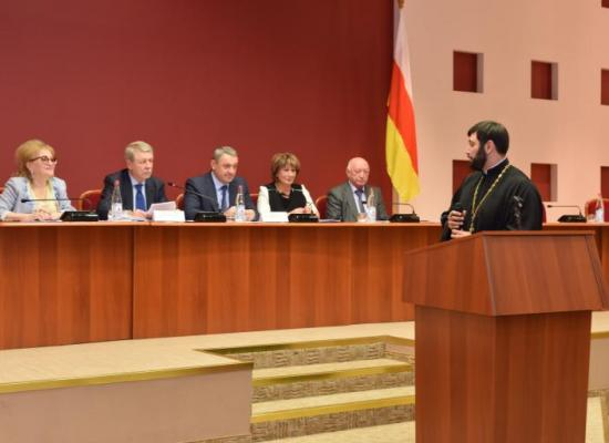 Представитель Владикавказской епархии вошел в состав Общественного Совета Муниципального образования г.Владикавказ