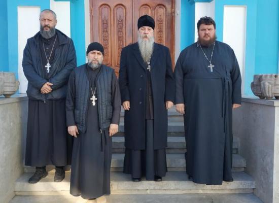 Во Владикавказе прошло собрание и исповедь духовенства Бесланского церковного округа