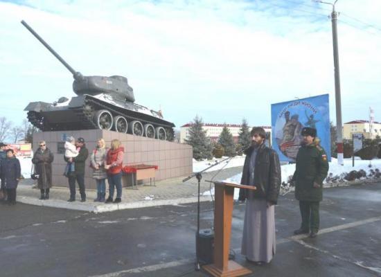 Во Владикавказе прошли военно-спортивные состязания «Сталинград-город Герой»
