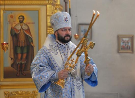 Архиепископ Леонид поздравил народ Южной Осетии с праздником Благовещения Пресвятой Богородицы
