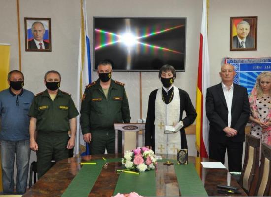 Представитель Владикавказской епархии принял участие в заседании Общественного штаба по борьбе с коронавирусом