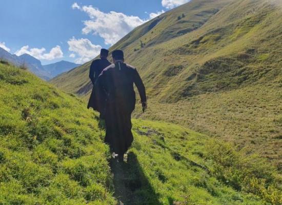Молитва за землю Аланскую: как возрождают Зругский храм в Северной Осетии