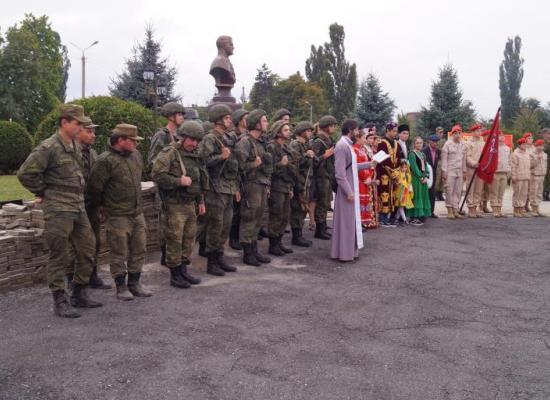 Во Владикавказ возвратились подразделения 19-й мотострелковой дивизии принимавшие участие в командно-штабном учении «Кавказ-2020