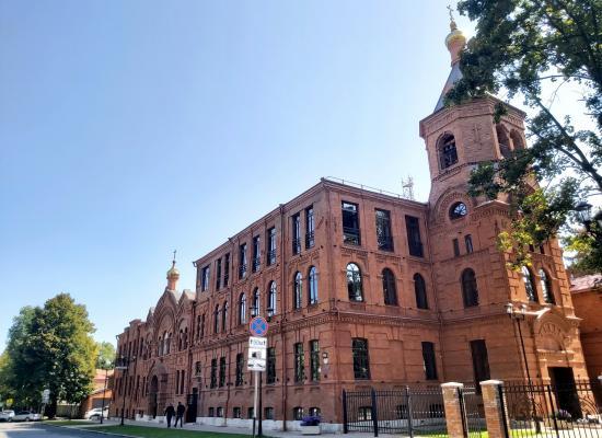Архиерейское Богослужение пройдет во вновь открытом храме исторической архиерейской резиденции 19 века