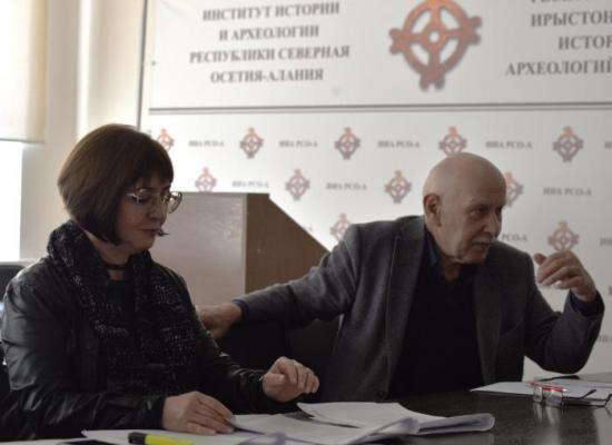 Во Владикавказе состоялись IX Свято-Георгиевские чтения «Православие. Этнос. Культура»