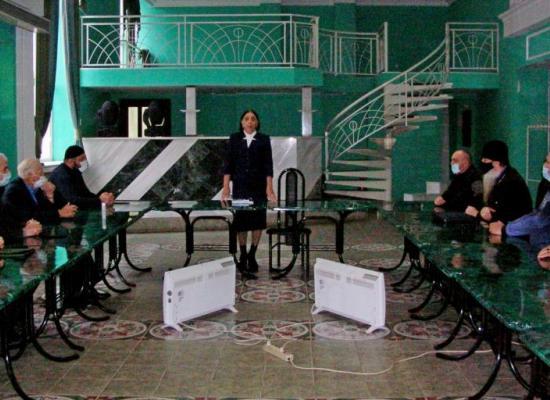 В Общественной палате Правобережного района обсудили развитие Беслана