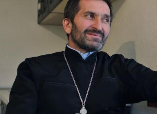 Иерей Иларион Хайманов получил диплом бакалавра богословия Санкт-Петербургской Духовной Академии
