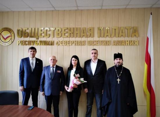 Священнослужитель Владикавказской епархии вошел в состав ОНК